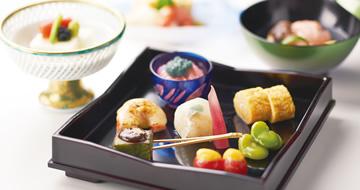 日本料理専攻